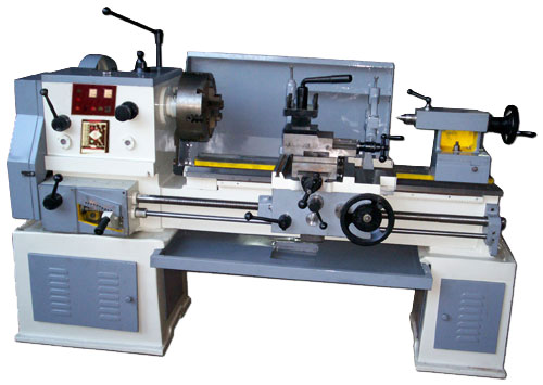 SEMI GEAR HEAD LATHE  MACHINE